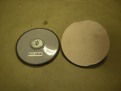"(2) 6"" DA PSA Sanding Backup backing pad for stickit  Sanders New    Made in USA"