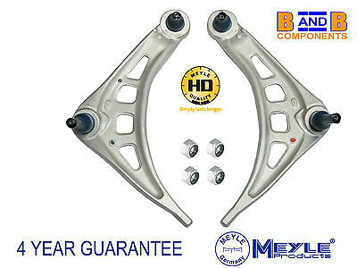 Bmw E46 Models And M Sport Motorsport Control Arms Wishbone Pair Meyle Hd A493