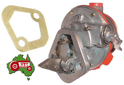 Tractor Fuel Lift Pump 2-Bolt Mounting Ford Fordson Power Major Super Major