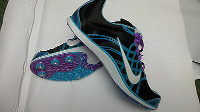 Nike Lady Zoom W 3 Track shoes spikes, style 425906-014 MSRP $75 size 9