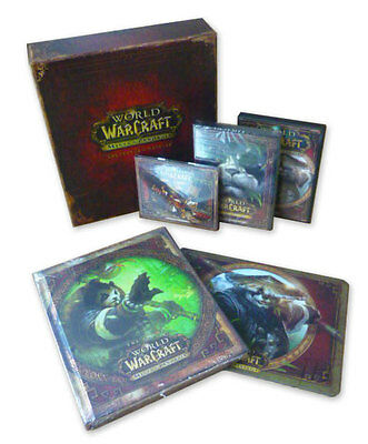 World of Warcraft WOW Mists of Pandaria Collector's Edition