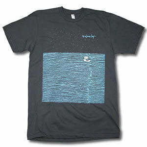 *** The Album Leaf - Shirt - Boat  ***new***