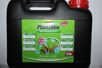 Tetra Plantamin 5000ml /5litres 1st class postage-Aquatic Plant Food Fertiliser