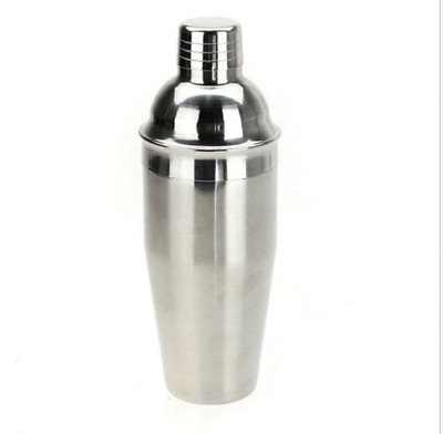GENUINE Cocktail Shaker Stainless Steel Chef Urbana  Free Superfast Shipping!!