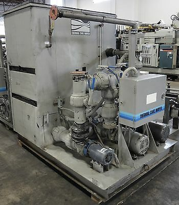 Thermal Care Chiller 40 Ton Water Cooler Chiller W/ Pump Station 500 Gallon Tank
