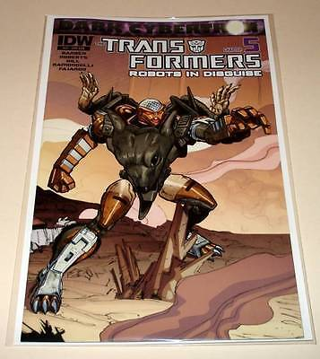 TRANSFORMERS : ROBOTS IN DISGUISE # 24  IDW Comic SUBSCRIPTION VARIANT COVER  NM