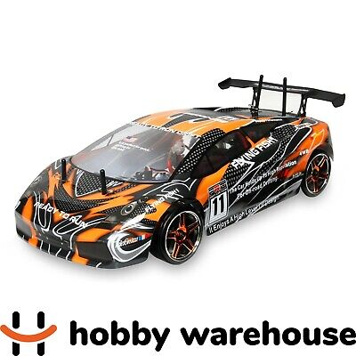 HSP RC Remote Control 1/10 Drift Car 94123 2.4Ghz Flying Fish Electric
