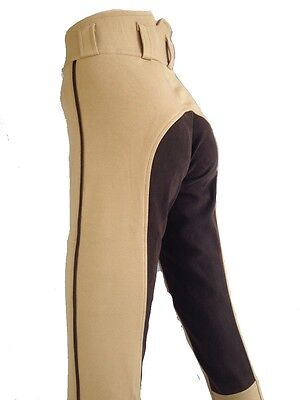 Ladies Breeches, Womens Jodhpurs, Jodphurs, Jods Full Seat Suede. Sizes 8-16