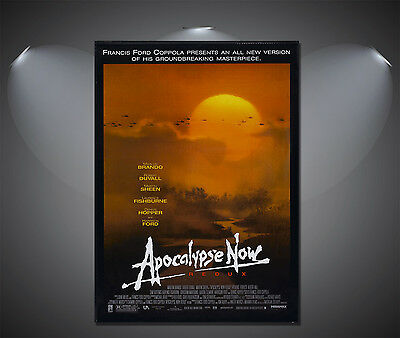 Apocalypse Now Vintage Movie Poster - A1, A2, A3, A4 available
