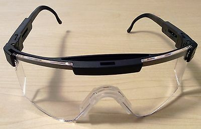 Us Gi Ballistic Specs Protective Eye Wear Safety Shooting Glasses New (Stg)