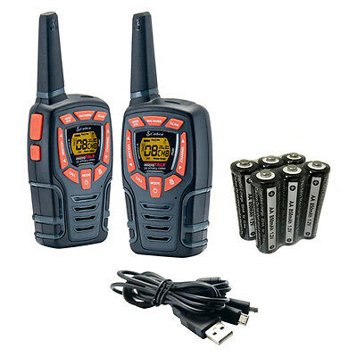 Cobra AM84 Walkie-Talkies/PMR-Funkgeräte 10km