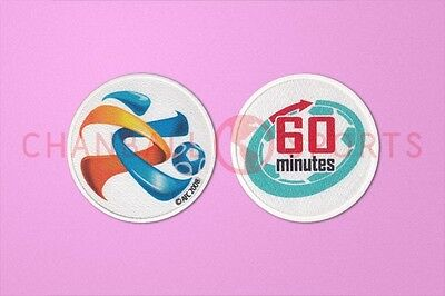 AFC Champions League 2013-2014 Player Standard Sleeve Soccer Patch / Badge