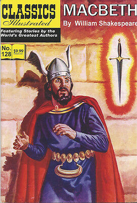 Modern Classics Illustrated Canadian Issue Macbeth