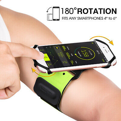 SPORT RUNNING GYM ARMBAND ARM BAND CASE COVER SAMSUNG GALAXY S3 S4 S5 S6 S7 Edge