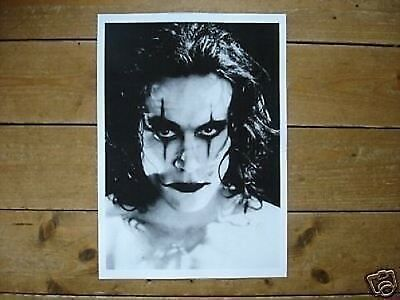 Brandon Lee The CROW Great New Poster