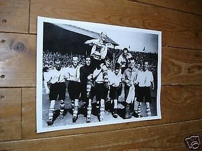 Charlton Athletic FA Cup Winners 1946 On Pitch POSTER