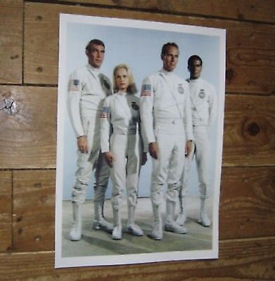 Charlton Heston Planet of the Apes POSTER Space