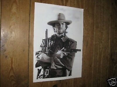 Clint Eastwood The Outlaw Josey Wales POSTER