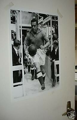 Everton 1930's Dixie Dean NEW Poster