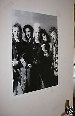 Kiefer Sutherland The Lost Boys Door Poster #2 Group
