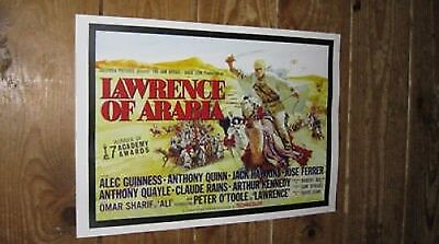 Lawrence of Arabia Peter O'Toole Repro Film POSTER