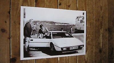Lotus Esprit S1 007 James Bond Roger Moore POSTER