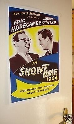 Morecambe and Wise Door Poster #3 glenda