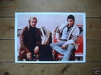 Starsky and Hutch New COLOUR Poster