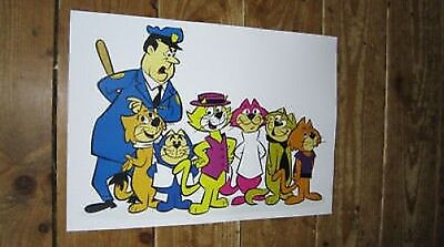 Top Cat Boss Fantastic New POSTER