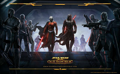 """Star Wars The Old Republic Game Wall Poster 40x24"""" Decor 07"""
