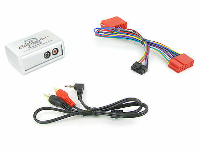 Land Rover AUX adapter lead Discovery Range Rover 3.5mm jack iPod MP3 CTVLRX002