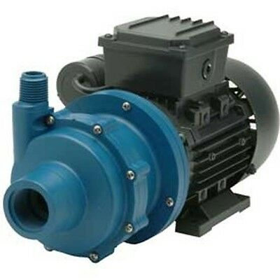 Commercial CHEMICAL PUMP - 1/8 HP - 115 Volts - 1 PH - 15 GPM - Magnetic Drive