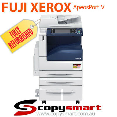 Xerox ApeosPort IV C2270 Copier NetwPrinter Scan/Email Stapler