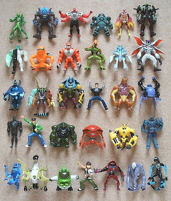 Ben 10 Alien Force Large 15 - 20cm Action Figures - Many To Choose From