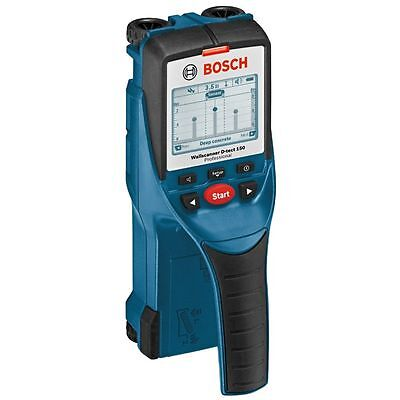 Bosch Tools Wall/Floor Scanner with UWB Radar Technology D-TECT150 NEW