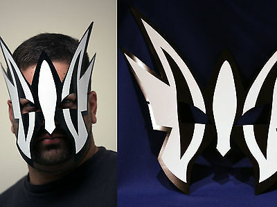Official TNA Impact Wrestling Willow Plastic Mask