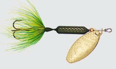 Worden's Yakima Bait Original Rooster Tail Fishing Lure Frog Choice Of Sizes
