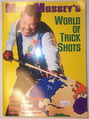 Mike Massey's World of Trick Shots - Book