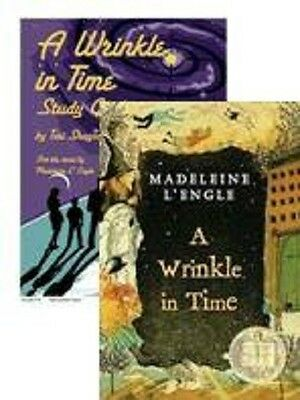 Wrinkle in Time SET - Study Guide and Book (Progeny Press) NEW