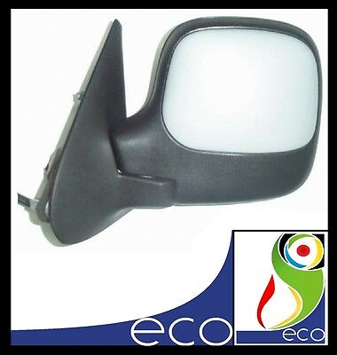 SPECCHIO SPECCHIETTO RETROVISORE DX CITROEN Berlingo Ranch Partner 96-08 ELETTR