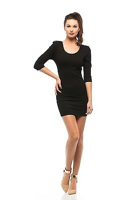LOVERS + FRIENDS NWT SWAY Cut-Out Dress in Black Sizes XS, S, M