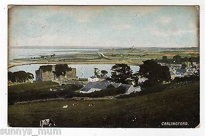 Ireland, Co. Louth, Carlingford, General View, 1910