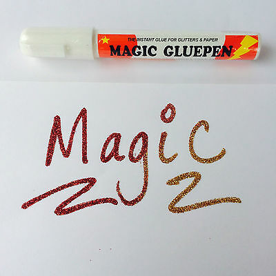 Quick Glue Pen With Marker Type Applicator For All Craft - Skin Safe Clear