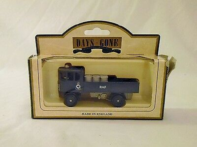 LLEDO DAYS GONE BY 1931 SENTINEL STEAM WAGON DUXFORD 1997 DIECAST DG88002