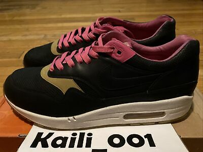 Details about Nike air max 1 Burgundy Maroon 10.5 Not PARRA PATTA 10.5 Amsterdam Kidrobot