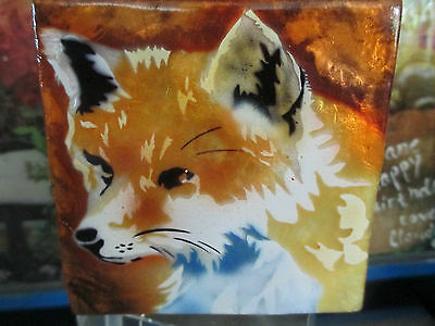 Fox~ Capiz Shell Trinket Box    1568*