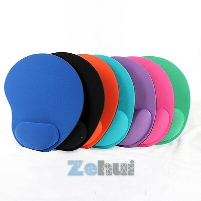For Optical / Trackball Mouse Mat Comfort Wrist Rest Thicken Mouse Pad Mice