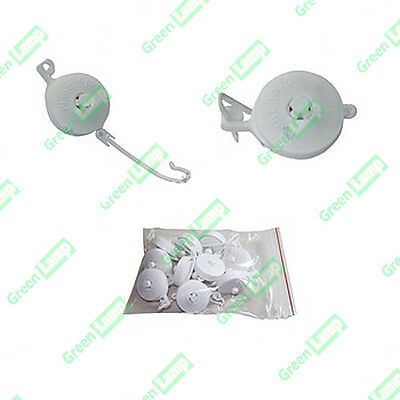 YOYO, PLANT HANGERS, PLANT SUPPORT WITH STOPPER, x10,x20,x50,x100 - HYDROPONICS