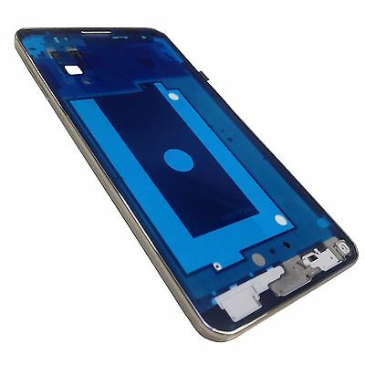 Samsung Galaxy Note 3 N9005 Replacement Silver Side Bezel and Plate Frame