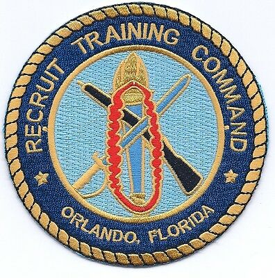 Recruit Training Command - Orlando Florida - BC Patch Cat No. c6949